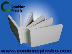 Weißer Belüftung-Schaumgummi-Vorstand-Mähdrescher-Plastik