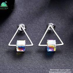MGO глобальной Gem ювелирных изделий с учетом пожеланий Edesigner мелочь Earring питания на оптовые цены