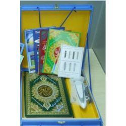 Islamische Geschenkequran-Lesefeder (M9, M10)