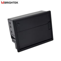 80mm Mini Panel térmico Impresora de recibos con interfaz RS232/USB Wh-E19