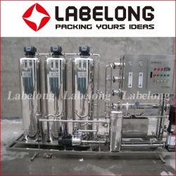 1000L-Wasseraufbereitungsanlagen/ RO-System/Trinkwasser-Umkehrosmose-System