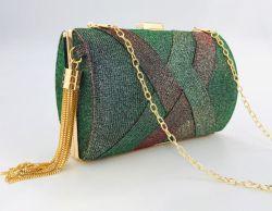 Satin Lady Party Handtasche / Klassische Grace Lady Tasche / Modische Abendtasche