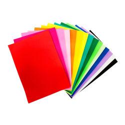 A4 a cores a folha de espuma de EVA para crianças de Artesanato