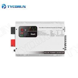 Tycorun 12V 24V 48V 110V, 220V 5000W 3000W onda senoidal pura DC para inversores de energia AC 10kw 15kw inversor desliga Solares Inversor de Grade