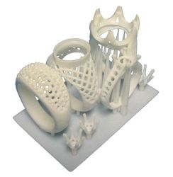 Auto Accessoires Prototype Fast 3D Printing Services