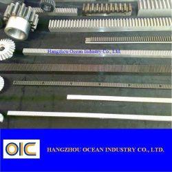 L'engrenage à pignon et crémaillère CNC