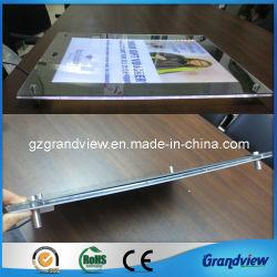 Superfino LED Espelho Mágico Anuncie assinar (GV-MS)