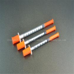 처분할 수 있는 인슐린 주사통 1ml 0.5ml 인슐린 0.3ml 인슐린 주사통 U-100 U-50 인슐린 주사통