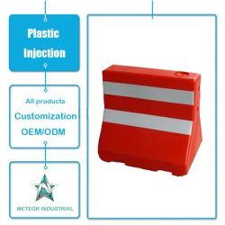 Kundenspezifisches reflektierendes Zeichen-Verkehrs-Teildienst-harte Schulter-Plastikgehäuse-Blasformen