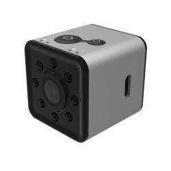 WiFi мини-фотокамера видеокамера full HD 1080P объектив с расширенным динамическим диапазоном инфракрасного ночного видения интеллектуальный контроль сети домашних систем безопасности