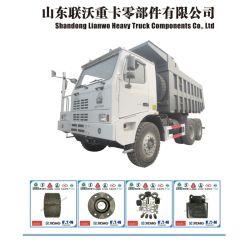 70HOWO camion minier 70 pièces du chariot HOWO pièces pièces du moteur boîte de vitesses Pièces pièces de rechange du chariot