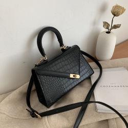 女性ハンドバッグの女性のハンドバッグPUの革製バッグのハンドバッグデザイナーブランドのハンドバッグの卸売の完全菜食主義者のハンドバッグ(WDL3288)