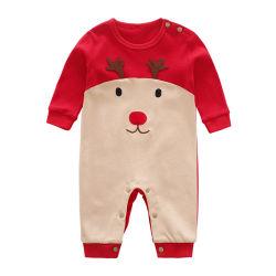 동물성 패턴 아기 장난꾸러기 의류 100%Cotton 아기 만화 낙하산 강하복 아이들 옷