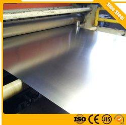 SPTE ETP / Primer piedra electrolítico /Mirror terminado de hojalata de la bobina de la hoja de acero de China