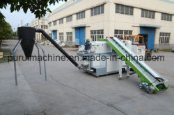 Exprimidor de plástico el secado de la máquina para lavar la película de LDPE de plástico