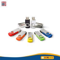 Klassisches Schwenker 1GB 2GB 4GB 8GB 16GB 32GB 64GB USB-Blitz-Laufwerk-Zoll-Firmenzeichen