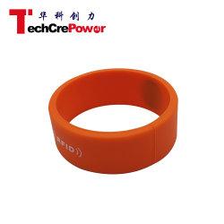 Tagstand著NFCのステッカーNtag213 -十分にプログラム可能な、すべてのNFCを装置オレンジを可能にした使用