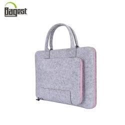 高品質の方法旅行防水短いビジネス様式のフェルトのラップトップ・コンピュータの箱の保護袋