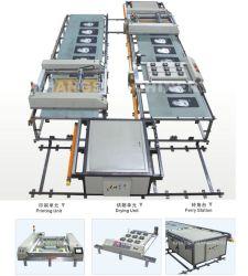 Automatisches Flachbettblatt Spt3050/Rolle/Kleider/Kleidung/Hemd/T-Shirt/Holz/Glas/nichtgewebtes/keramisches/Jean/Leder/Schuhe/Plastikbildschirm-Drucker/Drucken-Gerät