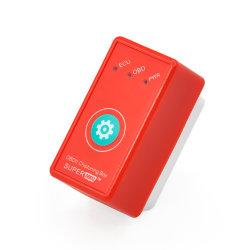الشحن المجاني OBD II ECU Chip Tuning Box Plug and Drive Interface مثل Nitro OBD2 Super لسيارات الديزل المزوّدة بزر إعادة الضبط