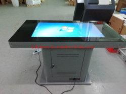L'intérieur de 43 pouces Ad Player Lecteur Vidéo Brochure Multi-Touch Moniteur LCD Ad Lecteur multimédia USB pour la publicité de la Chine le fournisseur de signalisation numérique LCD