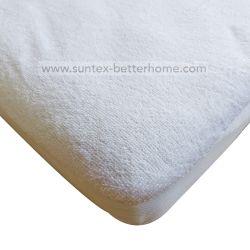 À prova de água 100% algodão Terry cama de bebé equipado Crib Sheet