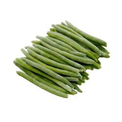 Judías verdes IQF congelado de alta calidad de judías verdes