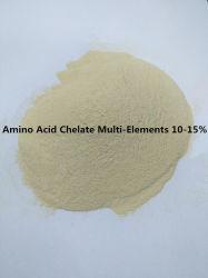 아미노산 킬레이트 다중 성분 10-15% 분말 유기 비료