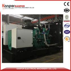 Cummins 500KW 625KVA Diesel Generator avec Stamford alternateur