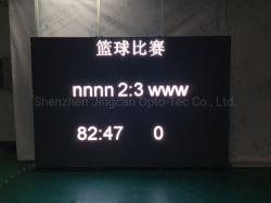 Système de score de basket-ball P5 écran LED de l'extérieur de la puce Nationstar 2.88x1.92m