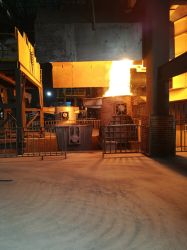Het Apparaat van de Uitlaat van de Damp van de Oven van de raffinage