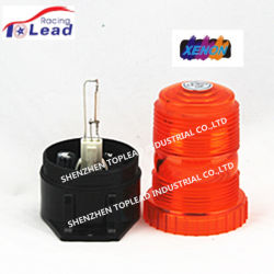 12-110V ксеноновая импульсная лампа мигает индикатор проблескового маячка для вилочного погрузчика