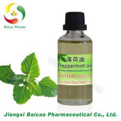 GMP Pure Natural 50% 80% من زيت مينتول مينت، زيت مينثا، زيت النعناع الأساسي للذراع، مستحضرات التجميل