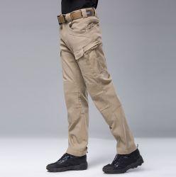 4 cores de desportos ao ar livre militar IX7 Calças homens calça carga táctico