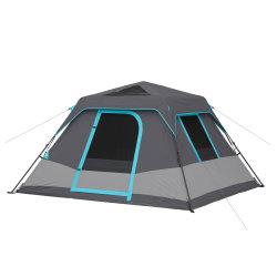 El Bluebay doble capa impermeable al aire libre de plegado militar Instant Pop up automático de la tienda del campamento para 4 personas