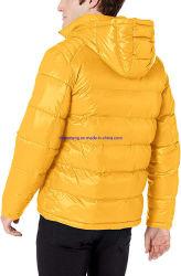 Último projeto roupas Soft Luz Shell de Ganso Jacket para homens bolha de Nylon Jaqueta Puffer