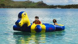 Воздушные операции с плавающей запятой надувной бассейн водных игрушек воду с высоты птичьего полета для продажи