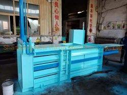Nhn Custom-Made 150t Máquina de empacado para Residuos Textiles y botellas de plástico