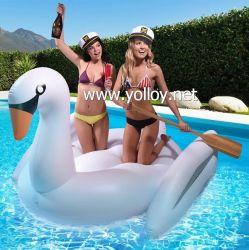 Piscine géant gonflable Swan Flamingo piscine jouets flottants