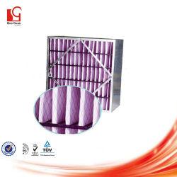 De hoogste Producten Verminderde Filter van de Lucht van de Configuratie van de Plooi Industriële