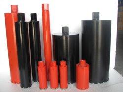Diamond Core forets pour le forage de base de la maçonnerie, béton, béton armé, imprégnés de semoir de base pour la Mine de diamants et d'application de forage géologique