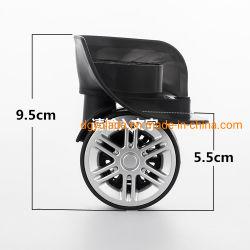 Bolsa com Roda JC Acessórios Acessórios peças de plástico Sacos de mamona Caster casos PC ABS Mala Trolley Sala