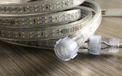 Étanches IP65 voyant du connecteur mâle et femelle Hv corde lumière