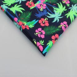 De Gebreide Stof Lycra van de Druk van de manier Swimwear voor Swimwear/Strandkleding