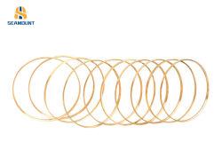 Arruela de cobre de alta precisão de fabricação da Junta de Montagem do Anel de Vedação