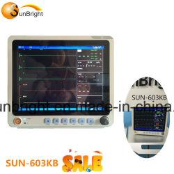 Prix de vente en gros Multi-Parameters Moniteur Patient médical Sun-603KO