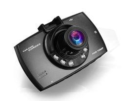 IRのスマートで安い車のレコーダーDVRのダッシュのカメラはビデオレコーダーをつける
