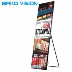 Farbenreiche Bildschirm-videowand-kontrastreiche Verhältnis-Reklameanzeige LED-P2.0