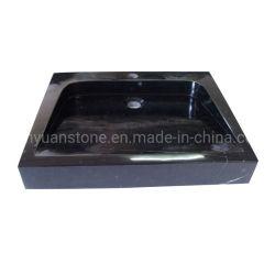 El pedestal de mármol o granito natural lavabo de piedra para el buque fregadero//Cuenca Muebles de Baño
