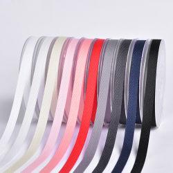 Polyester-buntes Drucken-einzelnes gegenübergestelltes Sublimation Grossgrain Farbband 100%